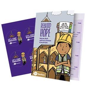 Rebuild Hope resource