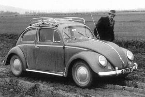 1956: BEETLE DRIVE