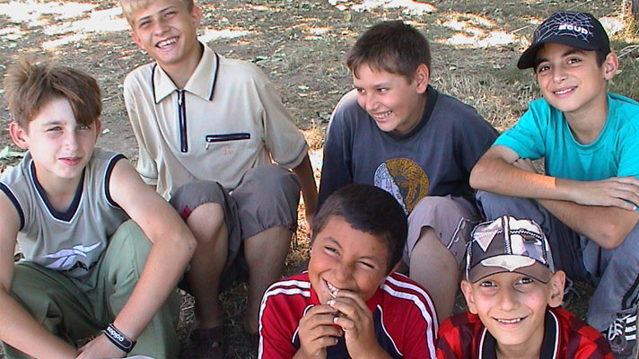 Christian children in Central Asia desperately need encouragement.