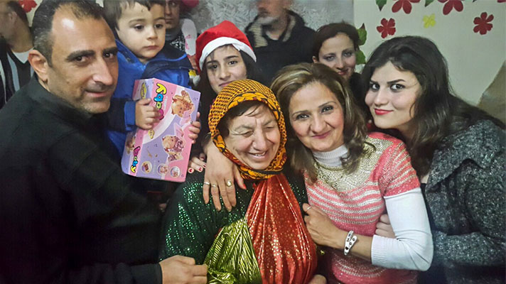 Christians in Iraq are preparing to celebrate Christmas.