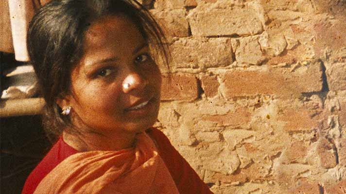 Asia Bibi has been on death row in Pakistan since 2010.