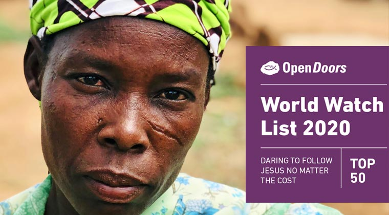 World Watch List: Top 50